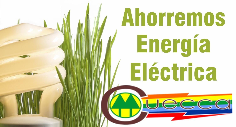 Recomendaciones para el ahorro y eficiencia de la energía eléctrica