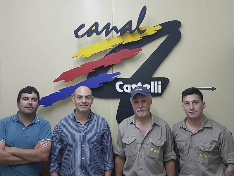 LA COOPERATIVA DE CASTELLI, PIONERA EN LA CONECTIVIDAD DE LA REGIÓN