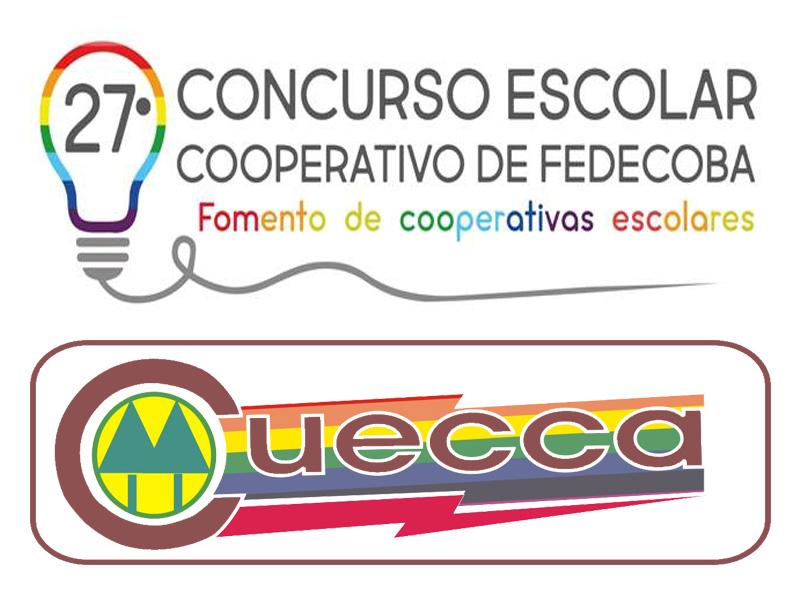 27º CONCURSO ESCOLAR DE FEDECOBA: FORTALECIMIENTO DE COOPERATIVAS ESCOLARES