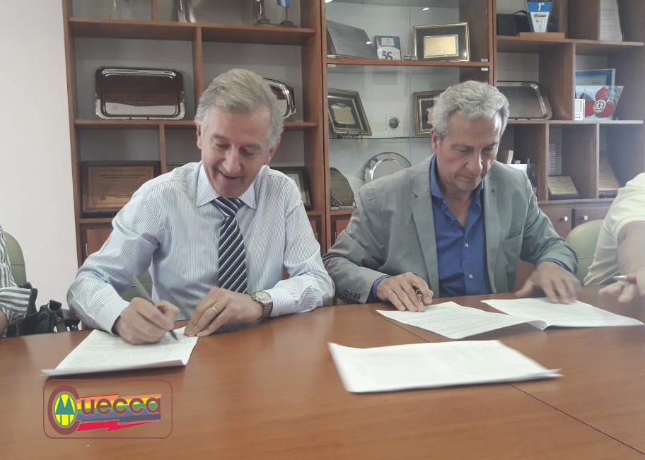 CUECCA INCURSIONA EN ENERGÍA EÓLICA : ACUERDO CON LA FIRMA NACIONAL NRG PATAGONIA