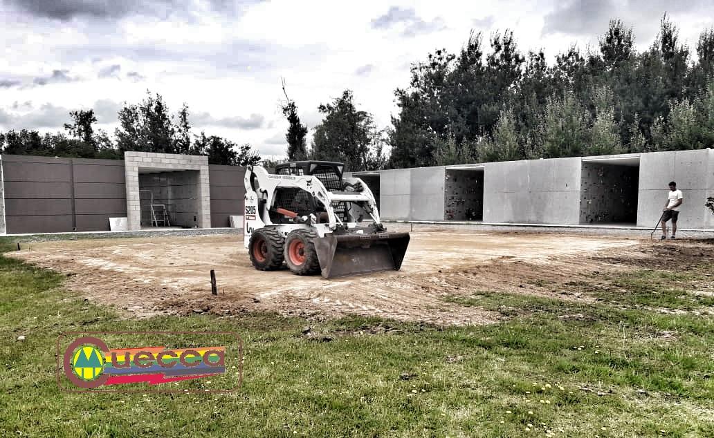 CUECCA SERVICIO DE SEPELIO: CONSTRUCCIÓN DE NUEVOS NICHOS