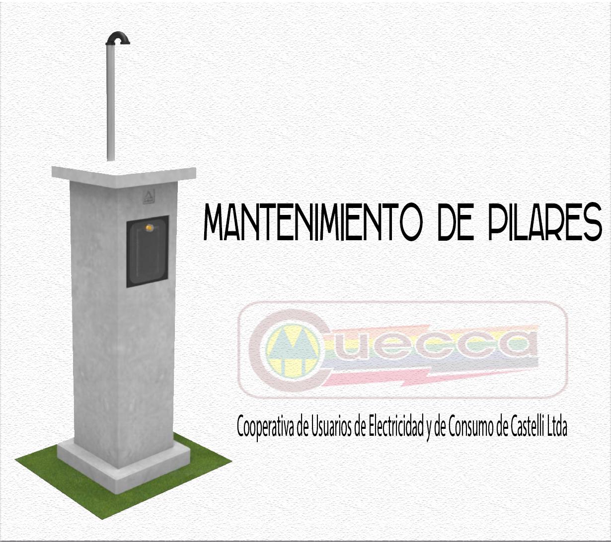MANTENIMIENTO DE PILARES