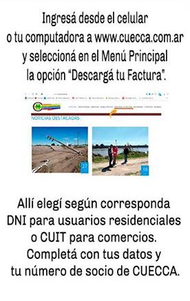 DESCARGA TU FACTURA Y PAGA LOS SERVICIOS DESDE CASA